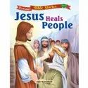 Illustrated Bible Stories New Testament Different Books