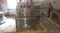 Automatic Ghee Filling Machine