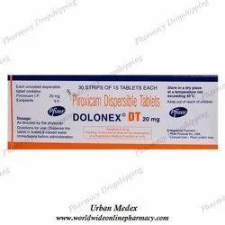 Dolonex DT 20mg Tablet