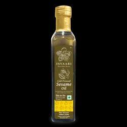 Isvaari Untoasted Sesame Oil, Packaging Size: 250Ml