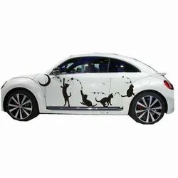 Auto Body Sticker