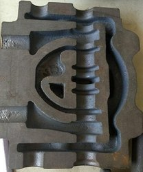 SG Iron Shell Mould Casting