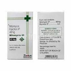 Mitomycin 40 Mg (Injection Mitomycin)