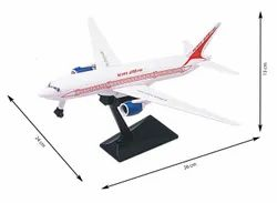 Airbus A300 With Stand Pullback Vehicle Toy