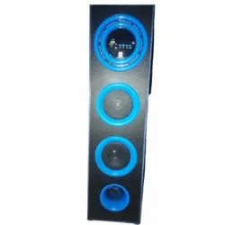 3 Black Tower Music System