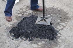 Bitumen Coated Construction Aggregate