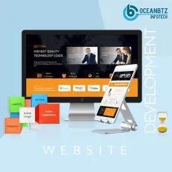 PHP/JavaScript Responsive Corporate Website Designing Services, With 24*7 Support