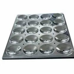Stainless Steel Idli Plate