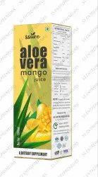 Aloevera With Mango Flavor Juice
