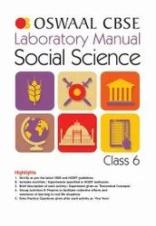 Oswaal CBSE Laboratory Manual Class 6 Social Science Book (For 2022 Exam)
