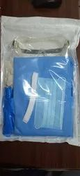 Non Woven Disposable PPE Kit, For Hospital