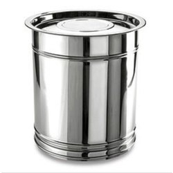 Arihant Stainless Steel Water Drum