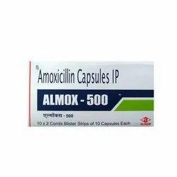 Almox 500 Capsule (Amoxicillin)