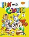 Fun with Colours 4 Different Books
