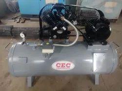 2 Hp Double Piston Air Compressor