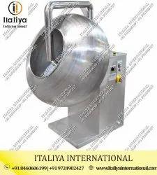 Cashew Pan Coating Machine