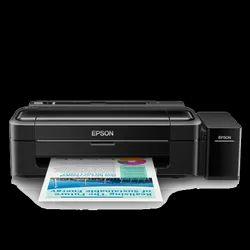Colored Inkjet Epson Printer, 12PPM, Model Type: Inkjet,Ink Tank