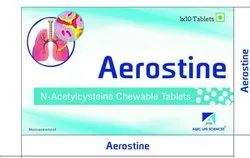 N-Acetylcysteine Chewable Tablets