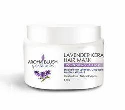 Lavender Keratin Hair Mask, Paste, Pack Size: 100gms