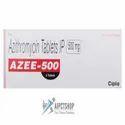 Azee Azithromycin 500mg Tablets