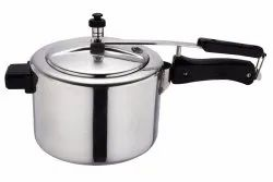 3 Litre Stainless Steel Pressure Cooker, For Home