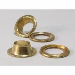 Brass Stainless Steel Round Eyelet