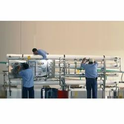 Industrial RO Maintenance Services