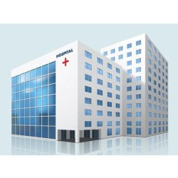 Hospital Interior Design And Development