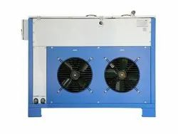 3tr Three Phase Air Cooled Condenser Type Water Chiller, 10.55 Kw