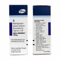 Methylprednisolone Injection 125 Mg