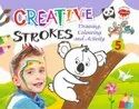 Creative Strokes Drawing Different Books