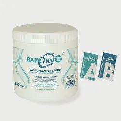 Gym Gas Fumigation Sanitiser, Powder