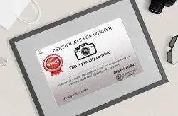 Photo Printing Paper Certificates Templates, in Kolkata