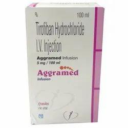 Tirofiban Hydrochloride Iv Injection