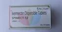 Spimect-12 Ivermectin 12mg Tablets