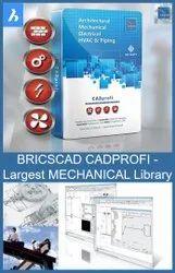 CADPROFI - Mechanical Library Software