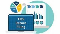 CA TDS Return Filing, Company,Firm & Individual