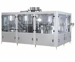 7200 BPH Automatic PET Goli Soda Filling Machine