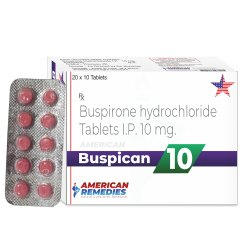 10 mg Buspirone Hydrochloride Tablets