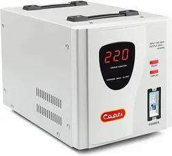 Model Name/Number: Cw 500 Ser Capri servo voltage stabilizer, Floor, 140-260v
