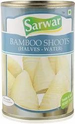 Sarwar-Bamboo Shoots (Imported) (Whole Halves), 540gm, Container