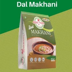 100% Cooked Frozen Dal Makhani, Packaging Type: Sterlized Ready To Eat