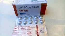 Zinchit 50 Mg Tablet