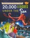 Illustrated World Famous Classics Leagues Under The Sea Different Books