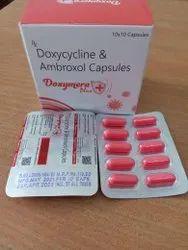 Doxycycline Ambroxol Capsules