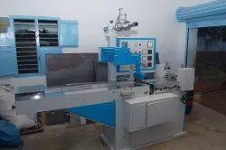 Flow Wrap Machine Three side sealing