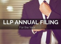 LLP Annual Filing Registration Service, in Pan India, 1 Year