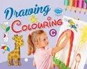 Drawing and Colouring Different Books