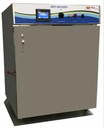 Hot Air Oven ( GMP Model )  With PLC Control System With 4.3