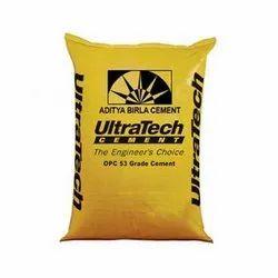 50kg UltraTech OPC Cement